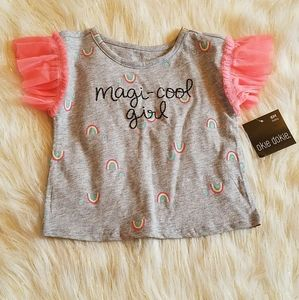 🌻 NWT Magi-cool Girl Embellished Shirt